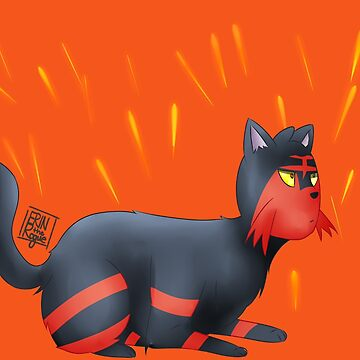 Litten by Erin-the-Rogue