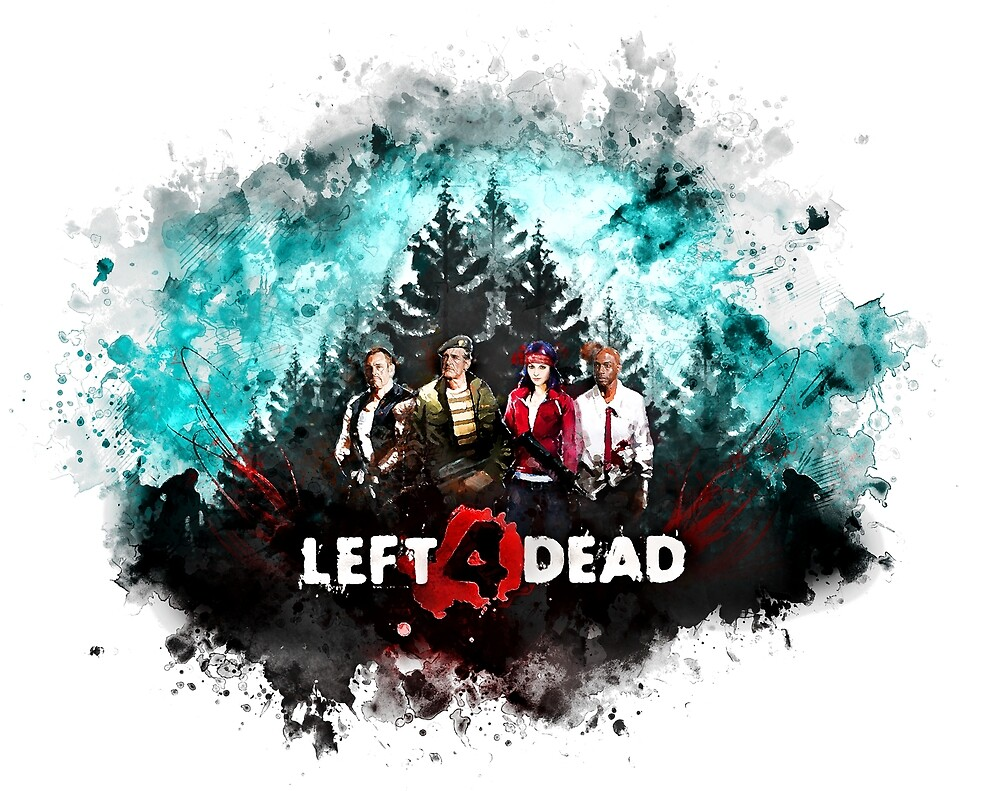 Left 4 Dead by TortillaChief