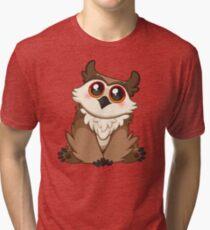 Adorable Owlbear - Cute D&D Adventures Tri-blend T-Shirt