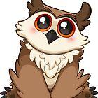 Adorable Owlbear - Cute D&D Adventures by kickgirl