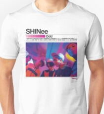 SHINee Odd (The Weeknd-inspired cover) T-Shirt