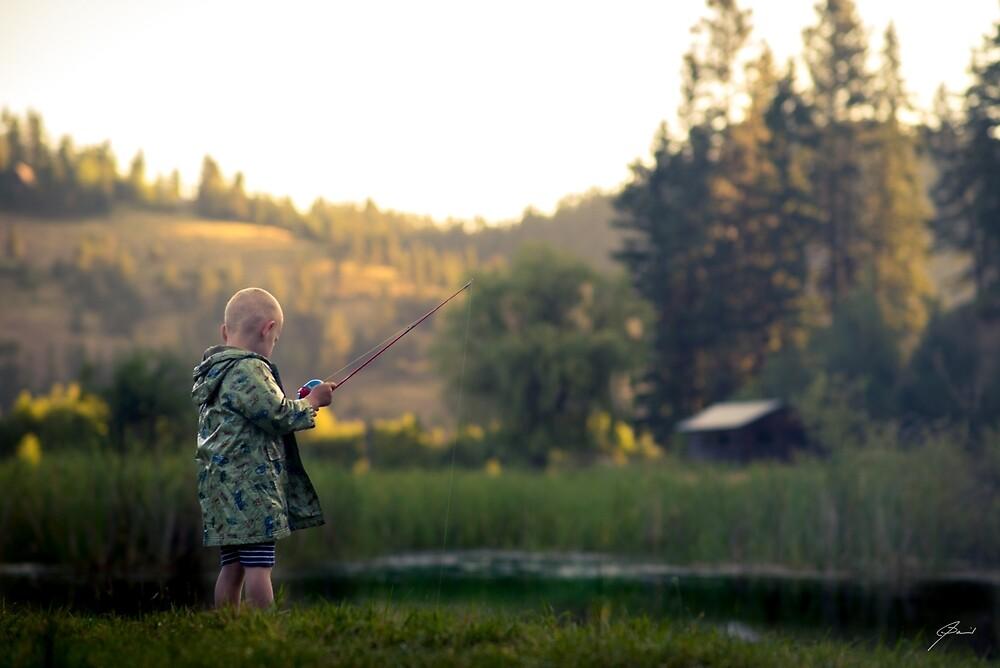 Fishing the Marsh by jasondaniel