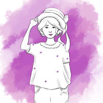 Flower Girl by Redphones