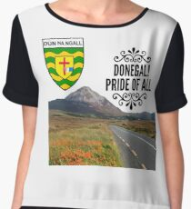 Donegal Women's Chiffon Top