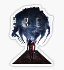Prey Sticker