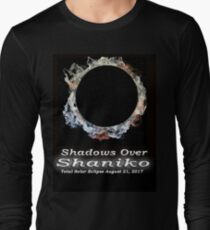 Shadows over Shaniko Solar Eclipse 2017 T-Shirt