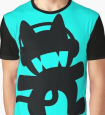 MonsterCat Graphic T-Shirt