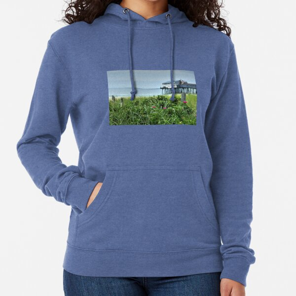 I never promised you a rose garden..... Lightweight Hoodie