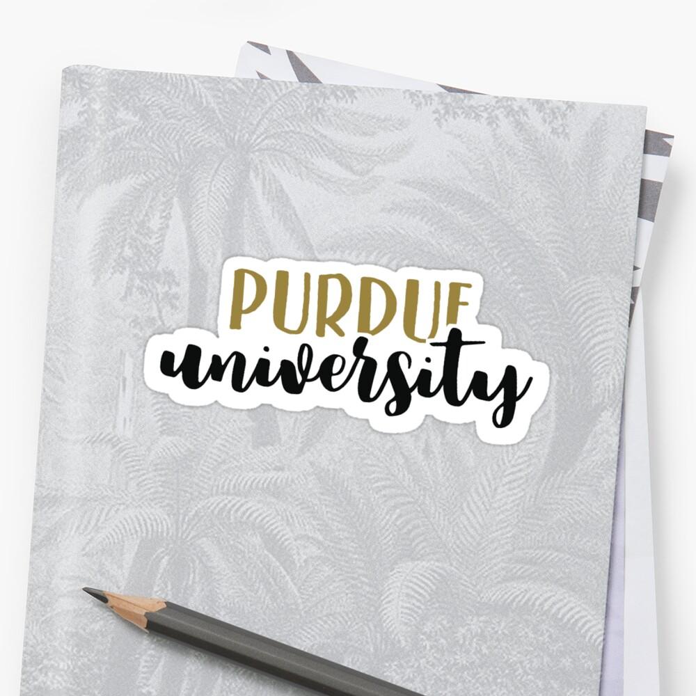Purdue University by Pop 25