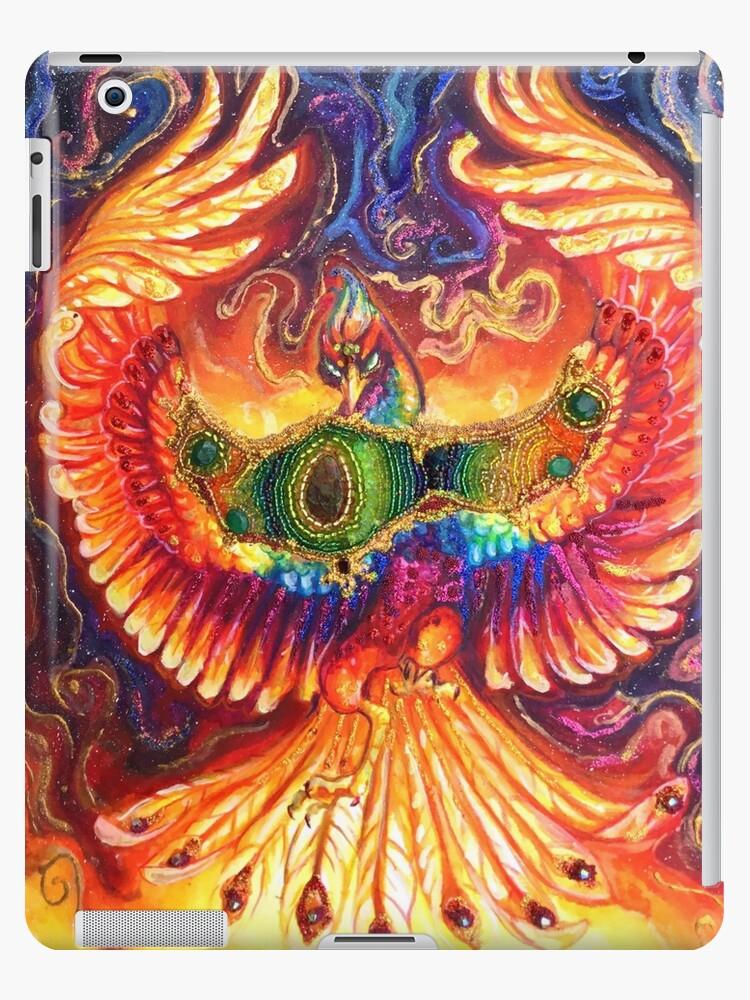 The Phoenix by Rowan North