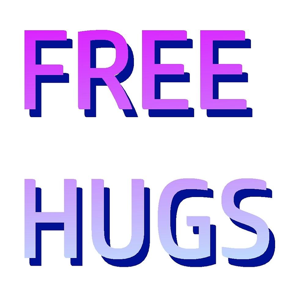 Free hugs by BumbleGumStud