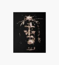 Shroud of Turin Jesus Christ Yeshua Art Board
