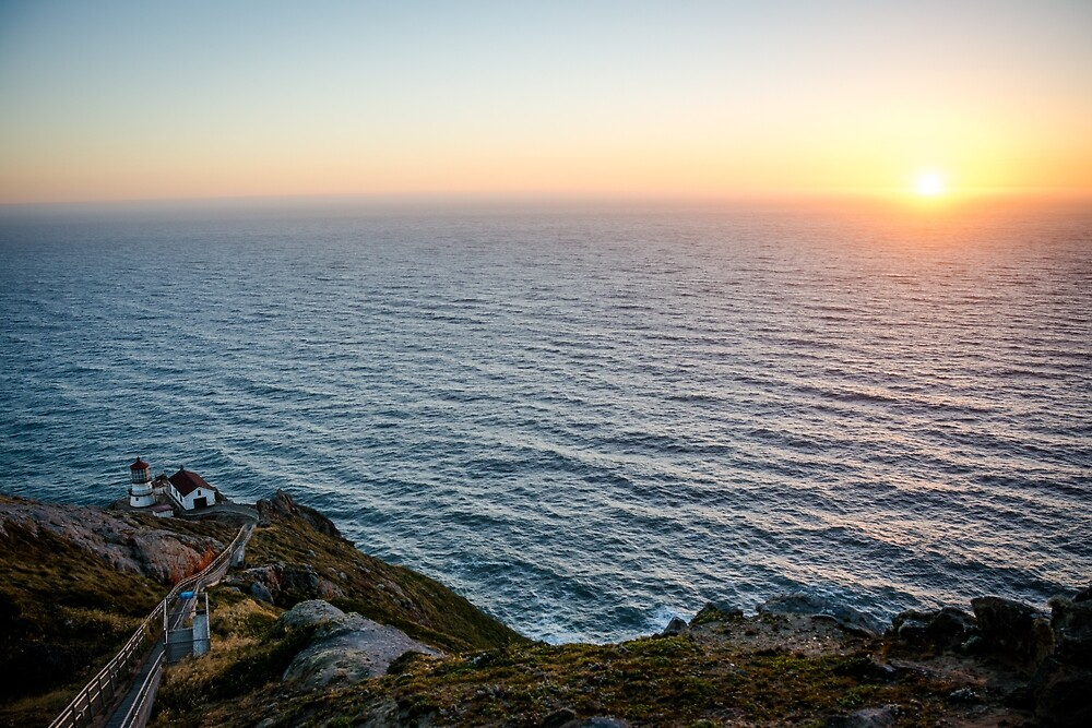 Point Reyes Lighthouse by EthanQuin