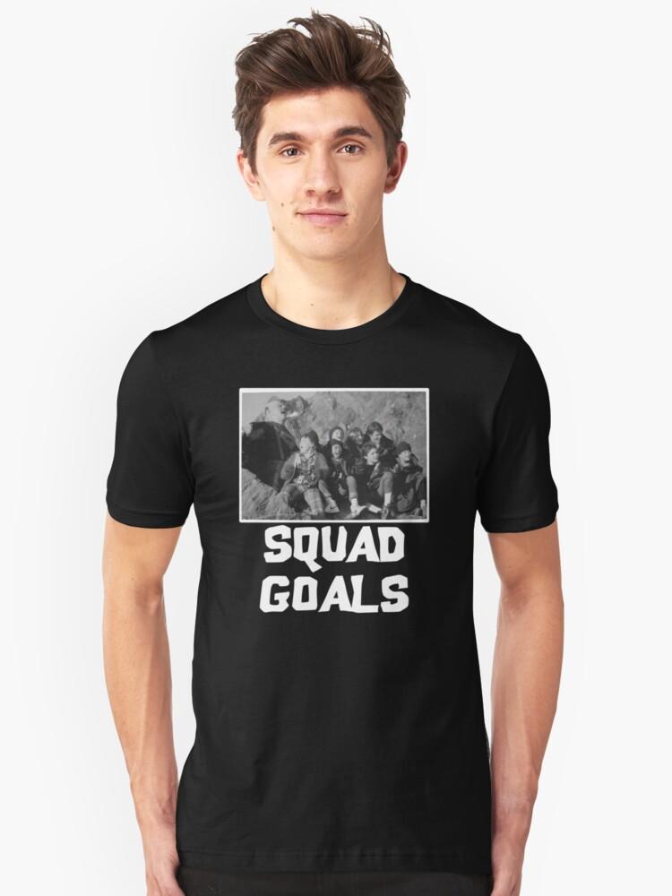 Squad Goals Unisex T-Shirt Front