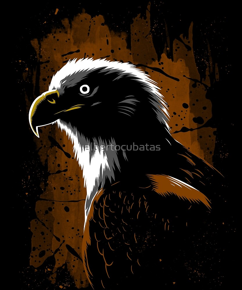 Eagle Stain by albertocubatas