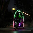 Night Ride, Glow in the Dark  by Heather Friedman