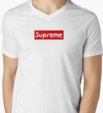 """Supreme Box Logo - """"scribble supreme"""" T-Shirt"""