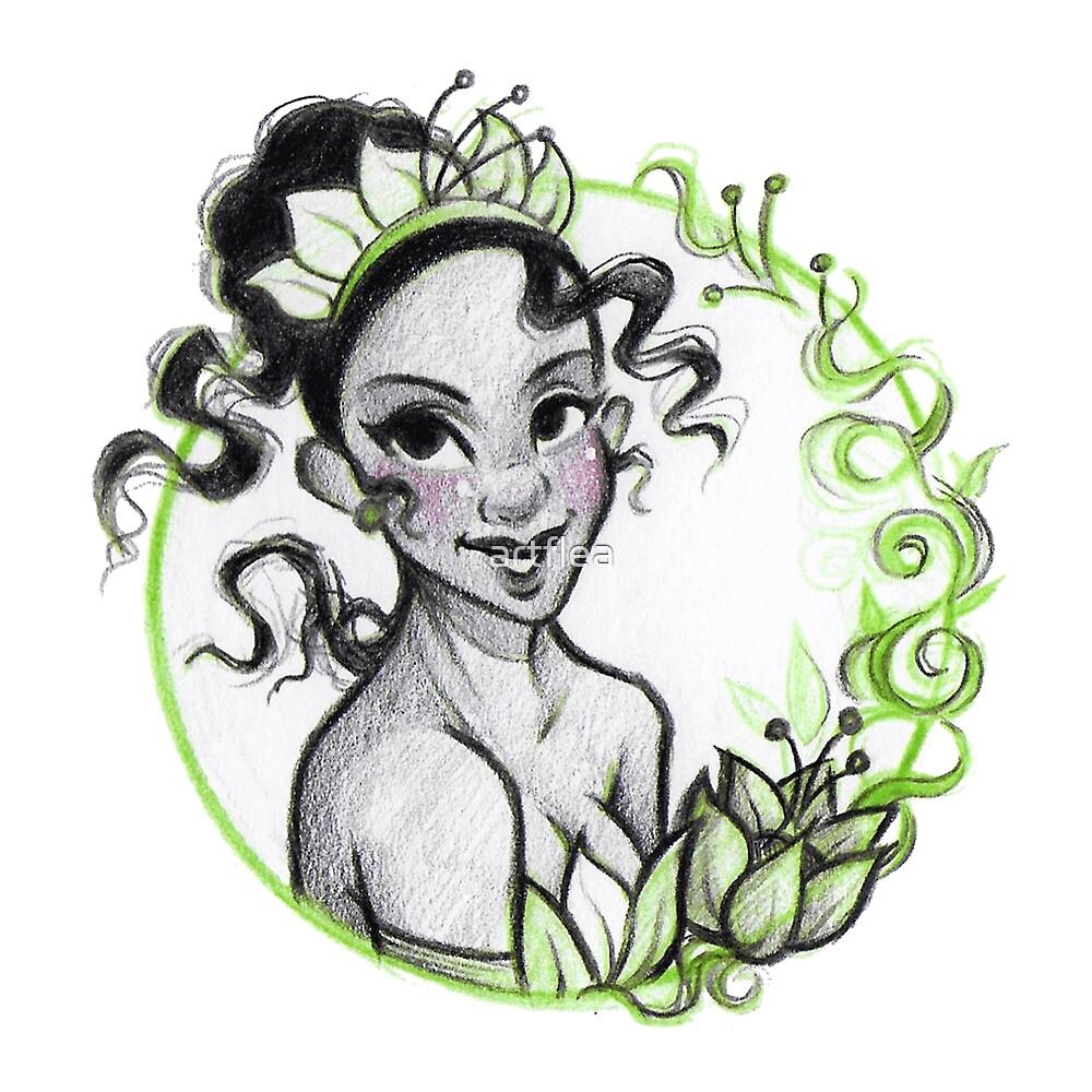 New Orleans Princess by artflea