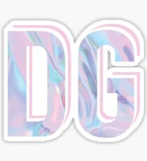 dg Sticker