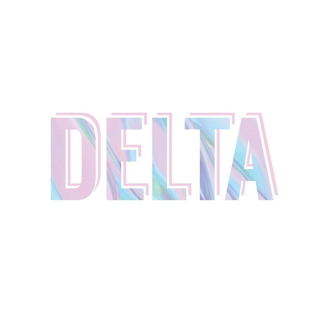 delta  by juliakwright