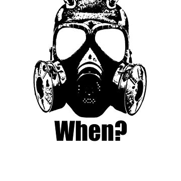 Are you gas mask ready? by BlendedFusion