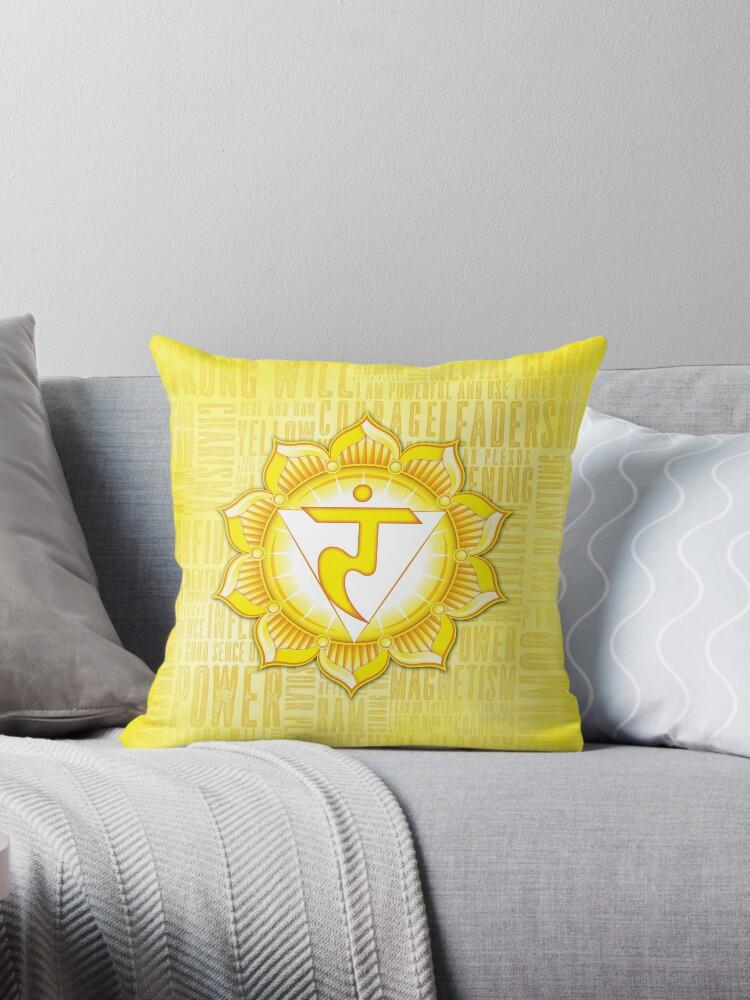 Solar Plexus Chakra - Awareness by ChakrArt