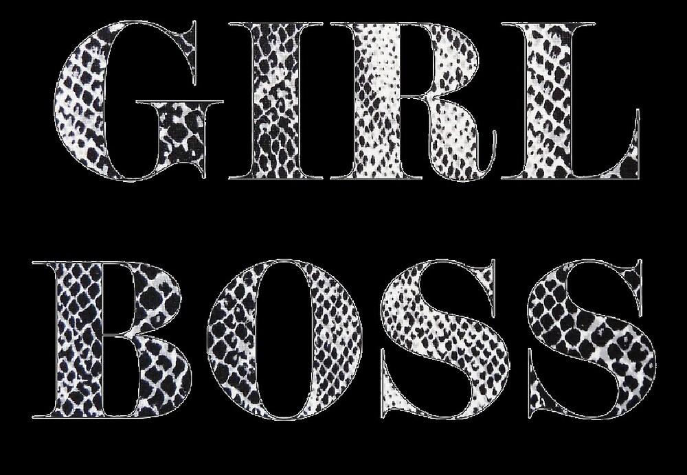 Girl Boss: Black Snakeskin  by smoore1