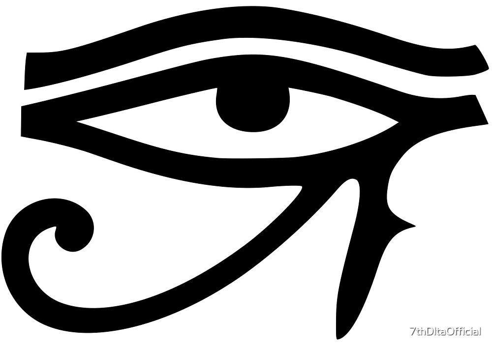 Eye Of Horus by 7thDltaOfficial