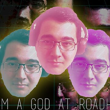 ROAD GOD by bclairer