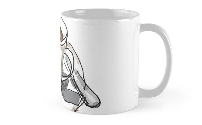 Boston: Thinking Cup coffee - mmm good by PlacewearDesign