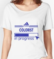 COLORIST Women's Relaxed Fit T-Shirt