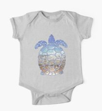 Beach Turtle Kids Clothes