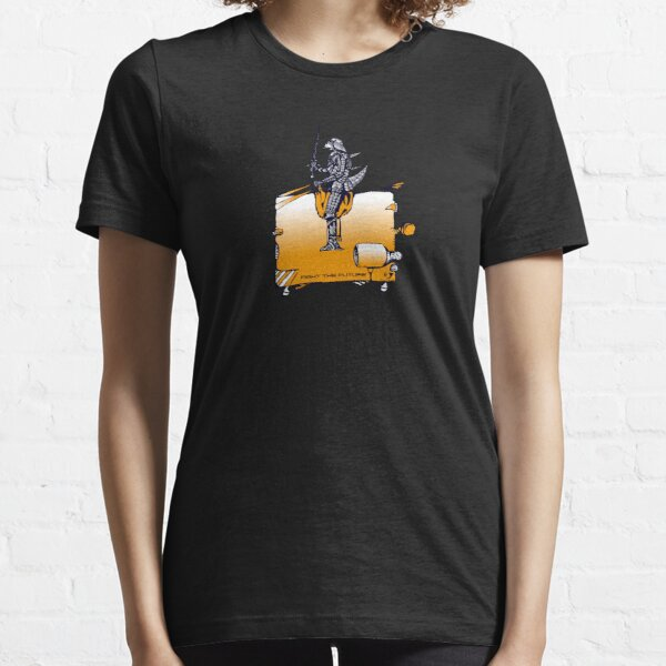 FIGHT THE FUTURE Essential T-Shirt