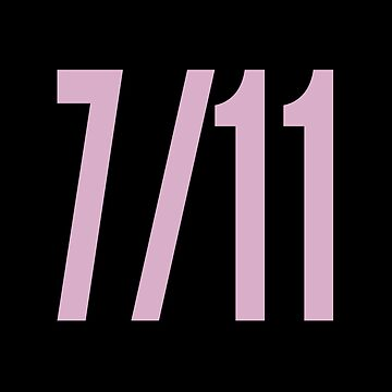 7/11 by ARTP0P