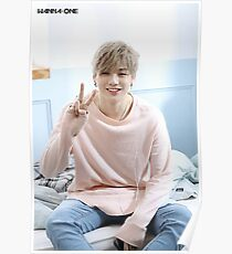 Wanna One (워너원) - Kang Daniel (강다니엘) Poster