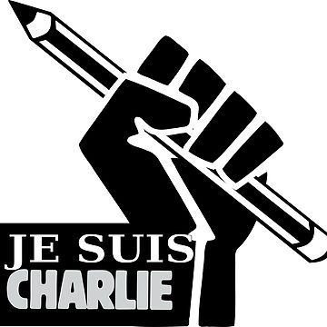 je suis charlie by lennetfab