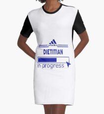 DIETITIAN Graphic T-Shirt Dress