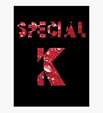 Special K Photographic Print