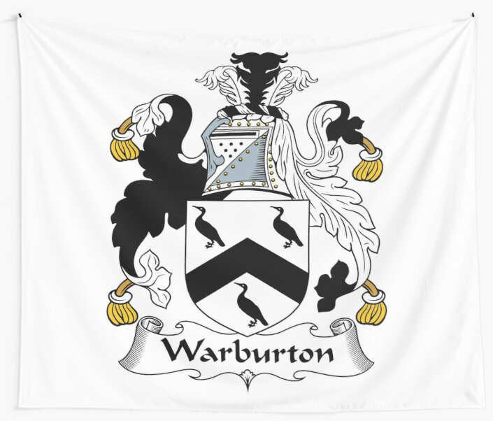 Warburton by HaroldHeraldry