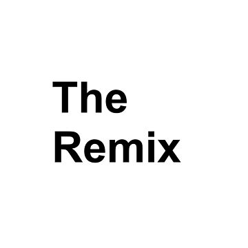 The Original/ The Remix Edition  by devitjg