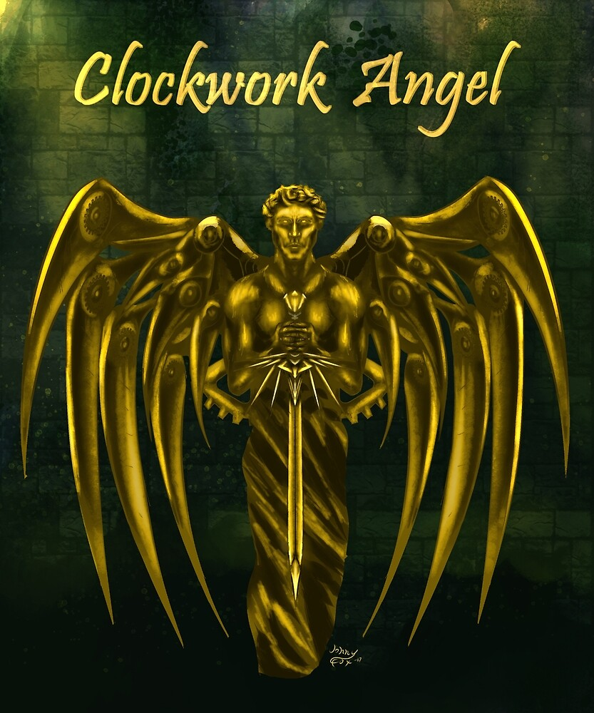 Clockwork Angel - The Infernal Devices by BookishArt