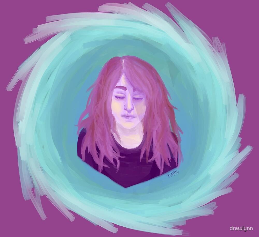 Meditation by drawlynn