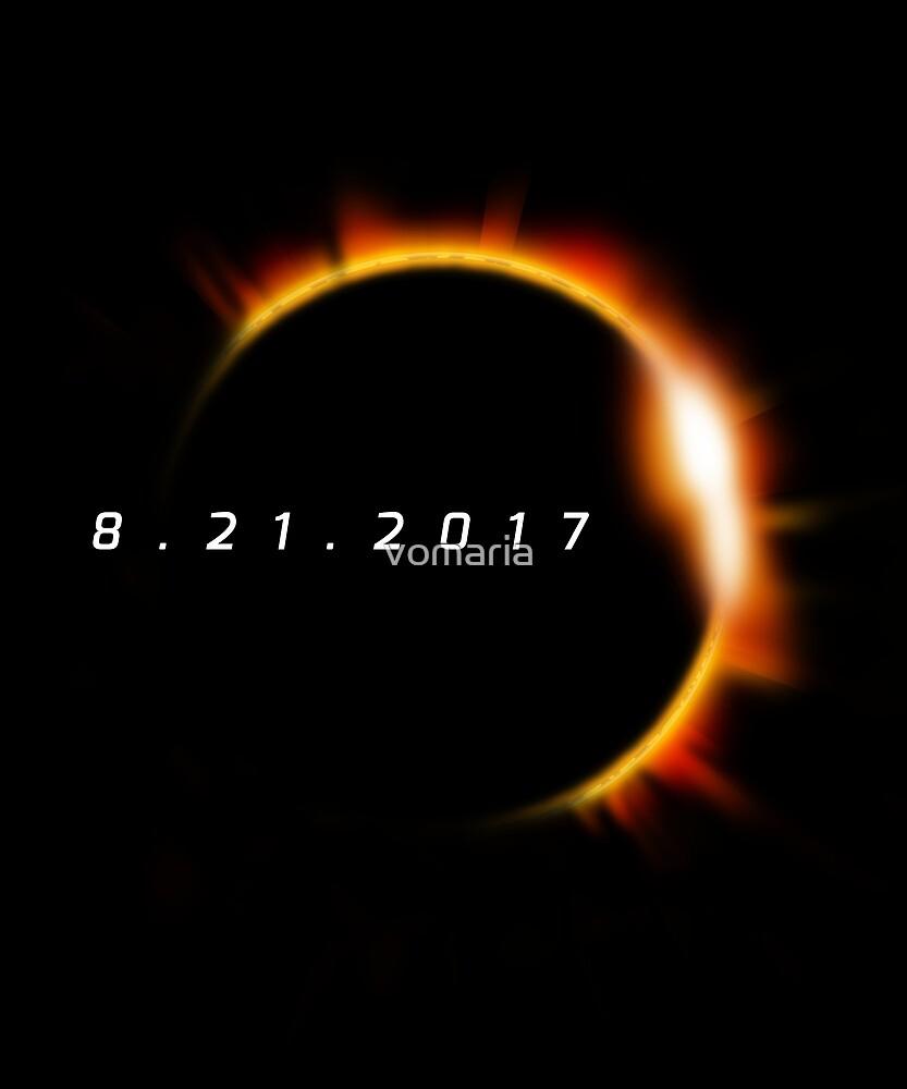 Total Solar Eclipse August 21 2017 by vomaria