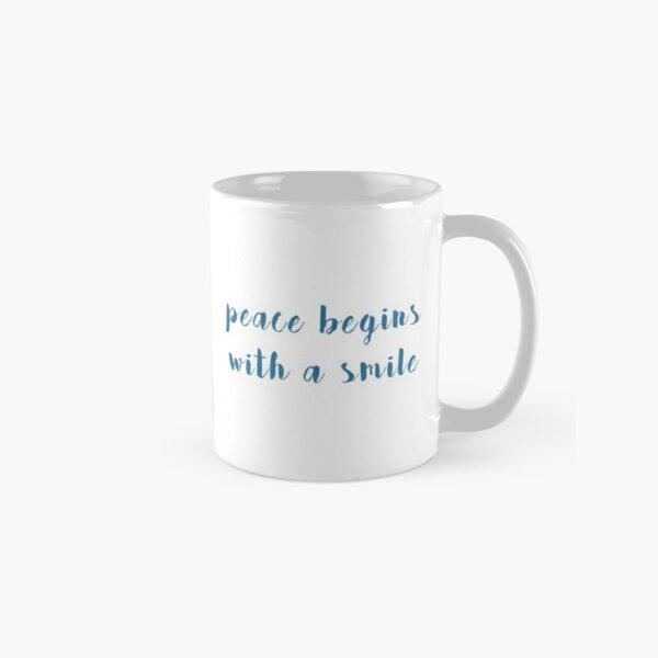 Mother Teresa - Peace Classic Mug
