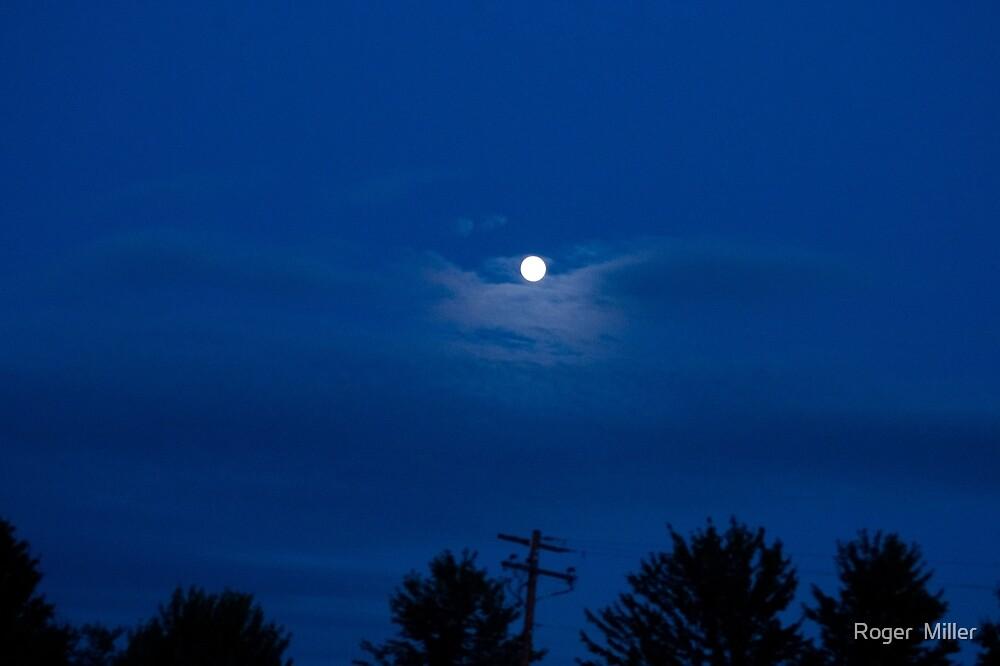 Wisconsin Full Moon by Roger  Miller
