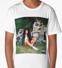 SZA CTRL Long T-Shirt