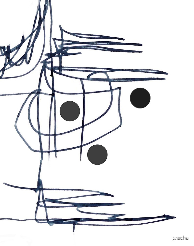 Three circle by pracha