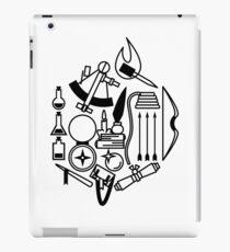 A Die of Adventure. iPad Case/Skin
