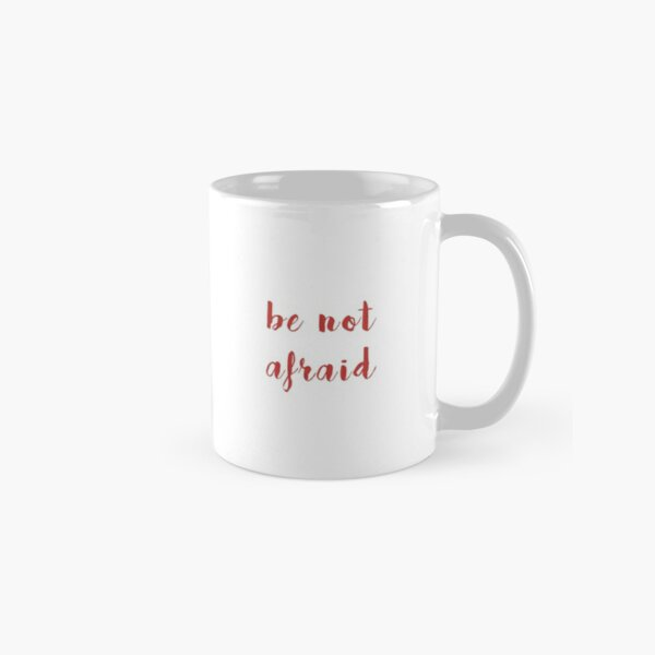 John Paul II - Be Not Afraid Classic Mug
