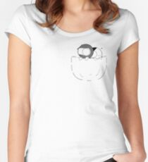 they still falling in love Women's Fitted Scoop T-Shirt
